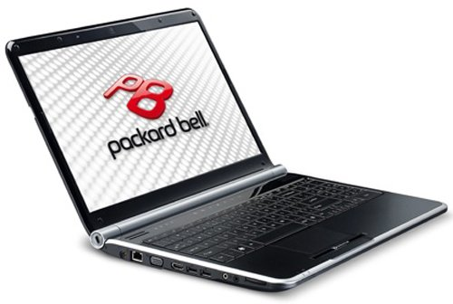 Packard Bell Laptop Screen Repair
